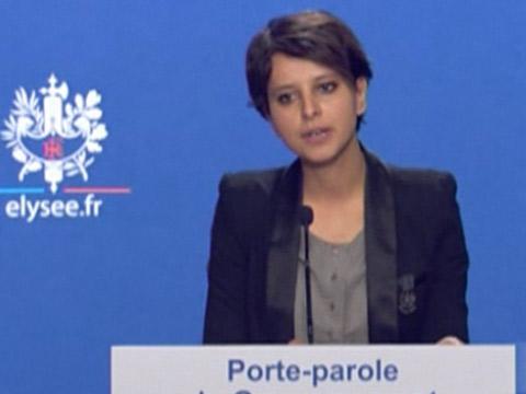 Enfin une loi en vue contre le harcèlement sexuel ! Najat-Belkacem
